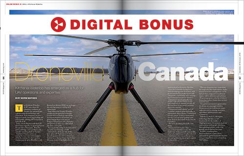 Droneville Canada