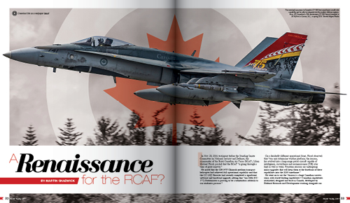 A RENAISSANCE FOR THE RCAF?