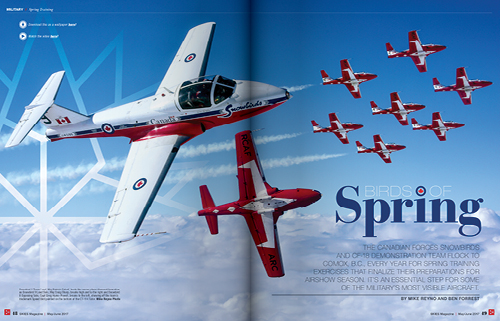 COVER STORY: BIRDS OF SPRING