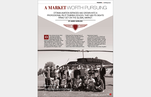 A MARKET WORTH PURSUING