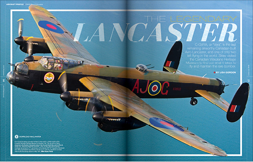 The Legendary Lancaster