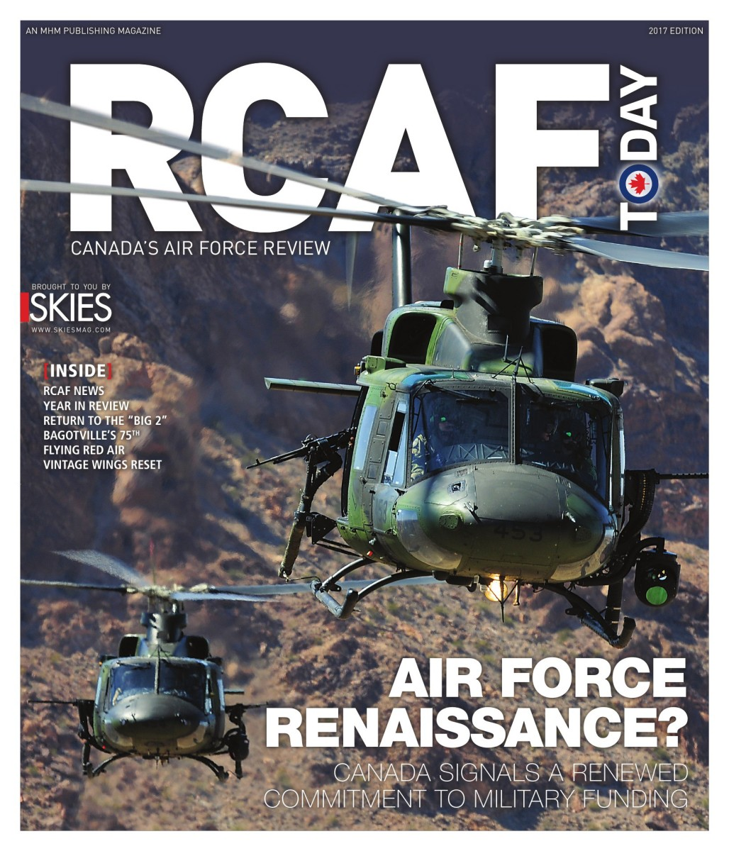 d3484e47a2b RCAF Today Magazine