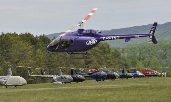Bell 505 JetRanger X