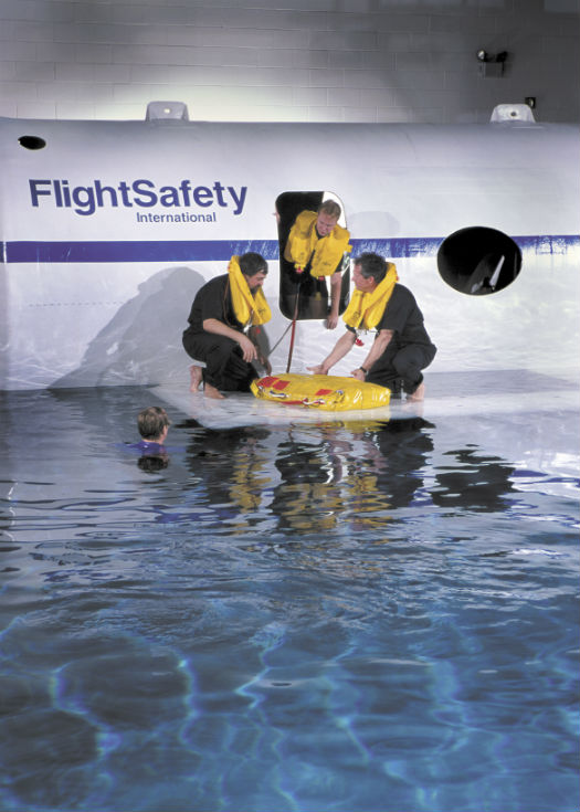 Doug Ware, Manager, Flightsafety Canada at FlightSafety ...