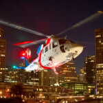 Helijet air ambulance service resumes at hospital heliports in B.C.