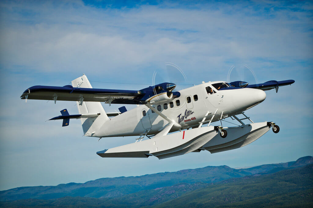 Viking Air Series 400 Twin Otter