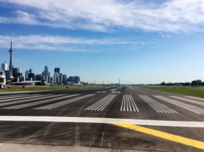 Billy Bishop Airport airfield rehabilitation