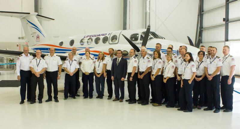 Saskatchewan Air Ambulance