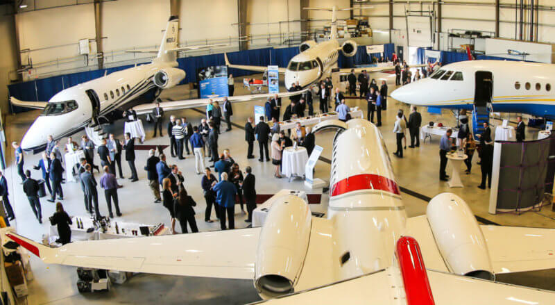 Mid-Canada Business Aviation Show