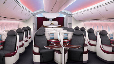 B/E Aerospace's range of cabin interior products