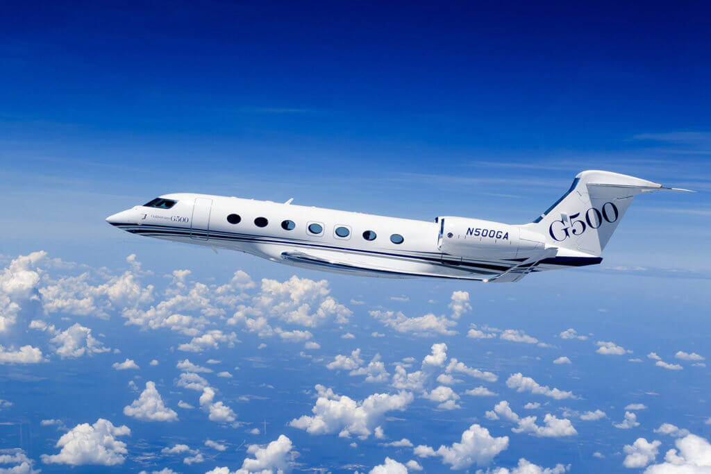 Gulfstream G450 Production To End Paving Way For All New