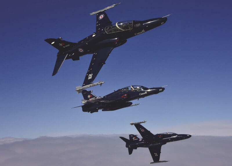 RCAF fighter pilot