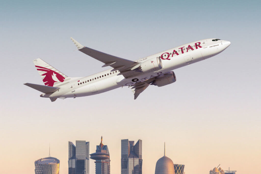 Qatar Airways makes a major purchase of Boeing jets