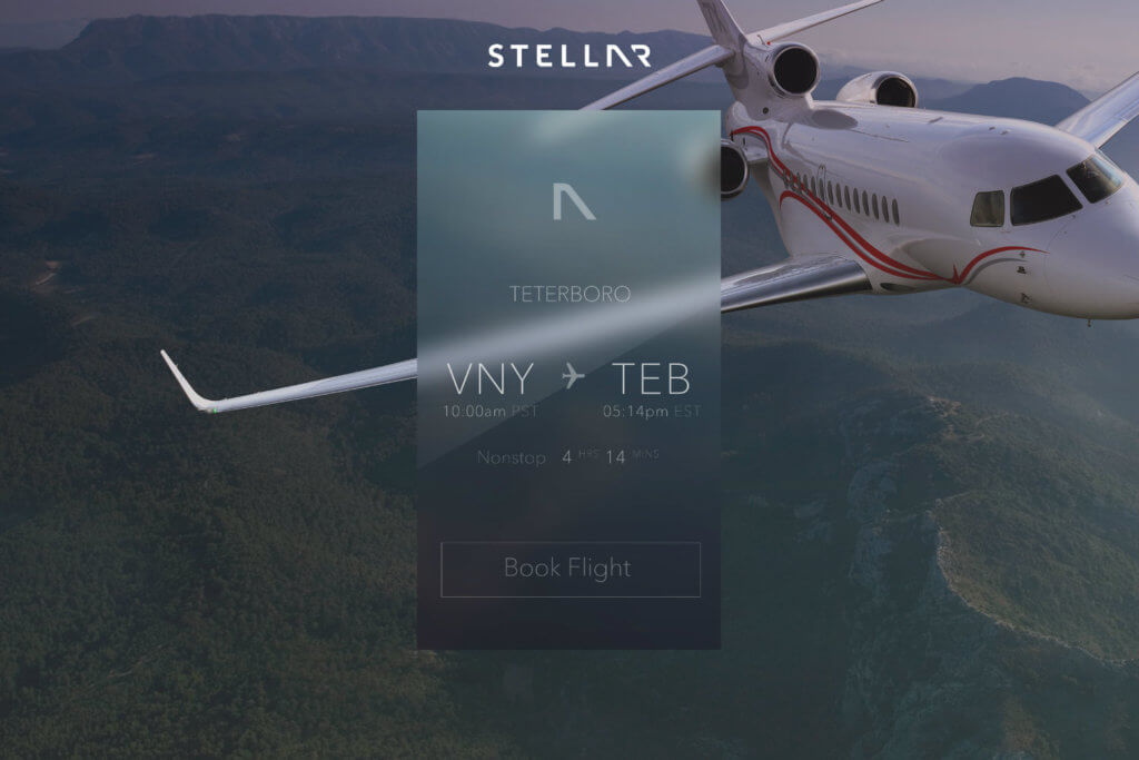 Stellar Labs and Rockwell Collins take business aviation