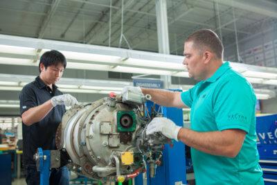 Vector Aerospace to showcase at NBAA