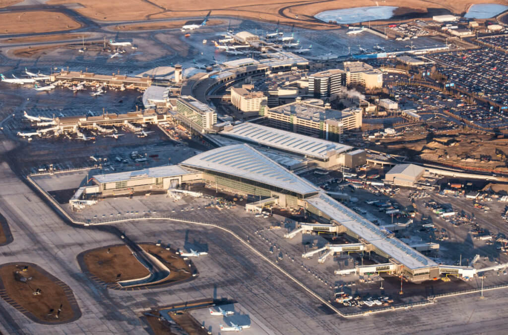 YYC welcomed 17.3 million passengers in 2017