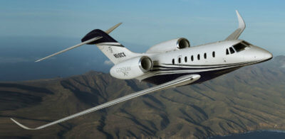 Schweitzer Engineering Laboratories' fleet of Citation X aircraft is used to support the travel needs of operations around the globe. Cessna Photo