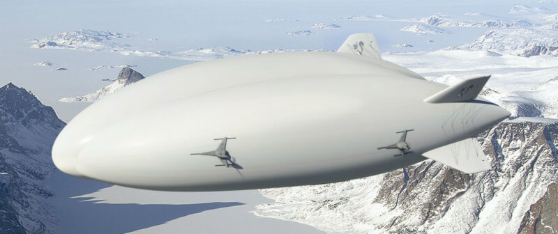 The Lockheed Martin heavier-than-air LMH-1 can operate on virtually any surface, including snow, ice, gravel and even water, requiring no runways or other expensive infrastructure. Lockheed Martin Image