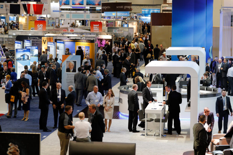 Thousands of people, including Canadian exhibitors, packed the Orange County Convention Center in Orlando, Fla., for the 2016 National Business Aviation Association Business Aviation Conference and Exhibition (NBAA-BACE). NBAA Photo