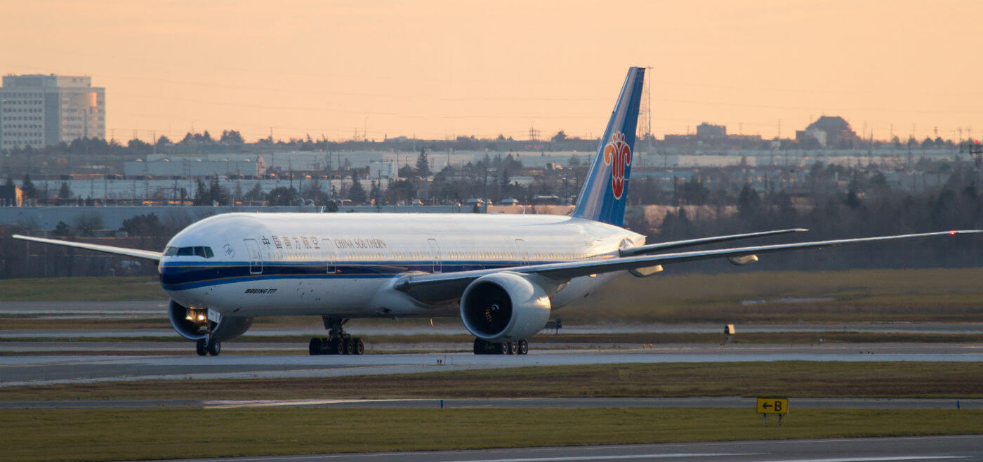 Aeroporto Guangzhou Arrive : Toronto pearson announces addition of china southern airlines