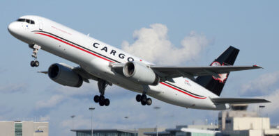 Cargojet operates across North America, utilizing a fleet of all-cargo aircraft. Michael Durning Photo