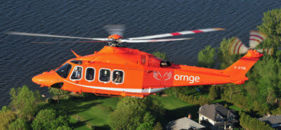 Ornge recently added an 11th AW139 to its fleet in support of critically ill and injured patients. Mike Reyno Photo