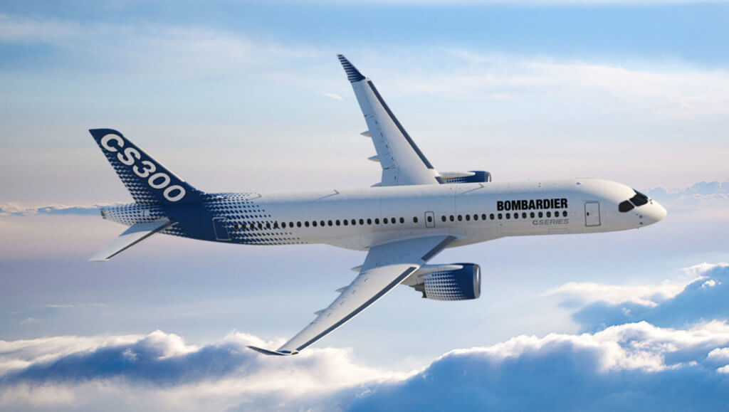 The FAA recently conducted an operational evaluation on the CS100 and CS300 aircraft and determined that both aircraft will share the same pilot type rating--allowing operators to benefit from significant cost-saving opportunities. Bombardier Photo