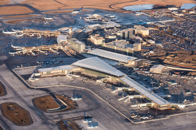 Some of Canada's largest cities are calling for increased government funding to promote efficiencies at the country's busiest airports. YYC Photo