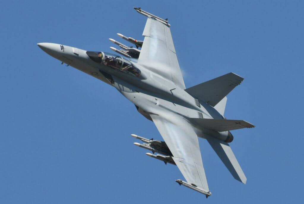 When Defence Minister Harjit Sajjan unveiled the proposal Nov. 22, he told reporters that the Super Hornets would be an