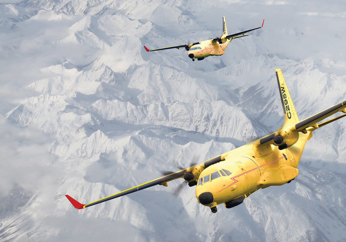 With the announcement that Airbus' C295W will be Canada's next fixed-wing search and rescue platform, the Canadian government concluded a torturous procurement decision that has dragged out over the past 14 years. Airbus Image