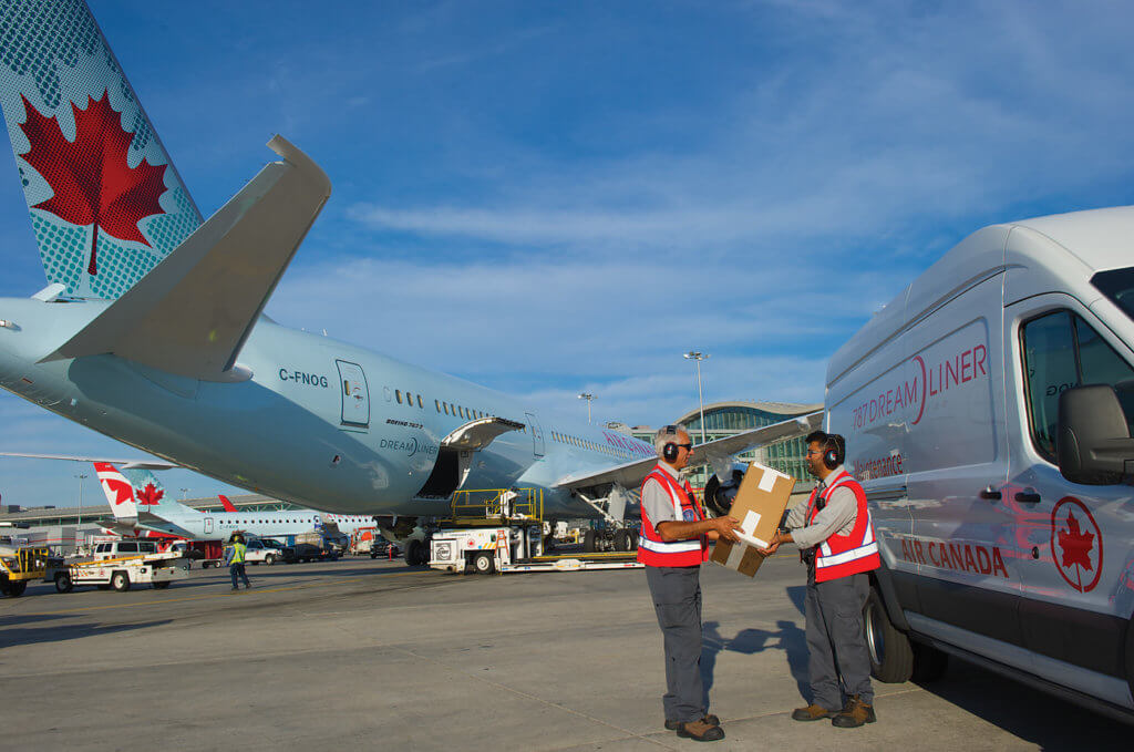 Air Canada promotes high Dreamliner utilization, aided by