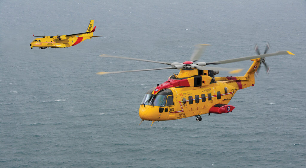 Serving alongside the CH-149 Cormorant, the new fleet of Airbus C295Ws will be based in Greenwood, N.S.; Trenton, Ont.; Winnipeg, Man.; and Comox, B.C. Mike Reyno/Airbus Photo
