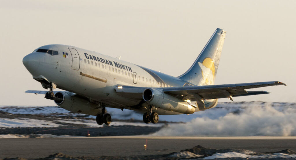 Because Canadian North and First Air continue to operate separate reservations systems, all of the flights shown within this unified schedule can be booked via either airline, using their existing reservations channels. Jason Pineau Photo