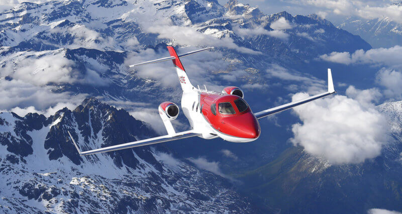Skies was invited to Honda Aircraft Company headquarters in Greensboro, N.C., to fly the HA-420 HondaJet, which proved to be a pleasant, well-engineered airplane; an assembly of clever and practical innovations, each contributing to a very impressive capability.