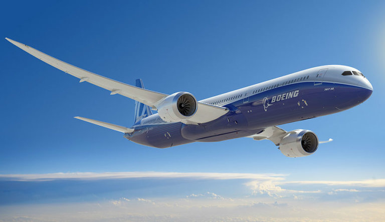 Boeing will deliver the 787-10 to airlines in 2018. The airplane has won 149 orders from nine customers across the globe. Boeing Phot