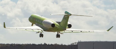 Gulfstream anticipates receiving type certification for the G600 from the Federal Aviation Administration in 2018, with customer deliveries scheduled for later the same year. Gulfstream Photo