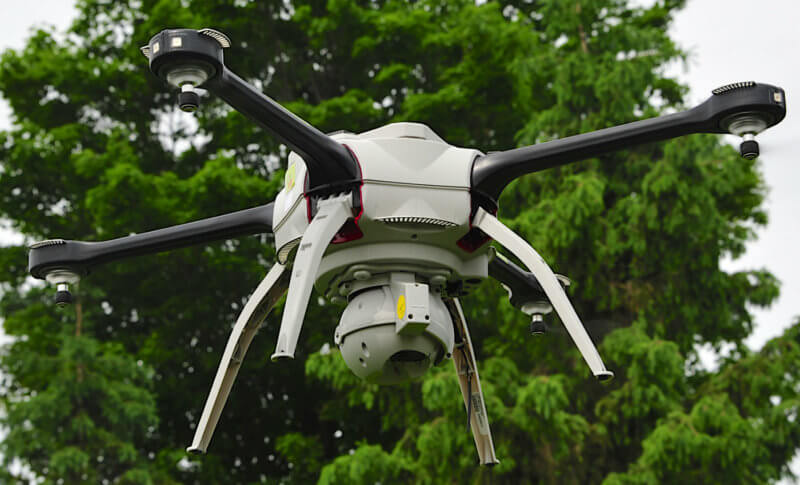 "The recent interim report identifies recreational UAV operators as ""the greatest safety concern"" the transport committee still needs to address. Mike Reyno Photo"