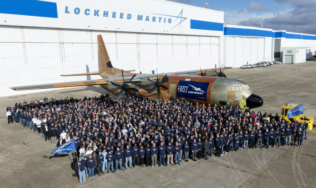 The LM-100J is the ninth production version of the Super Hercules aircraft and its commercial capabilities have the distinction of being the 17th different mission capability supported by the C-130J. Lockheed Martin Photo