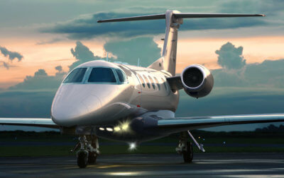 The Phenom 300 is one of three Embraer business jets that broke speed records, and it is powered by a P&WC engine.