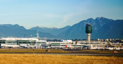 Growth across all sectors at YVR has lead to record-breaking passenger numbers. YVR Photo