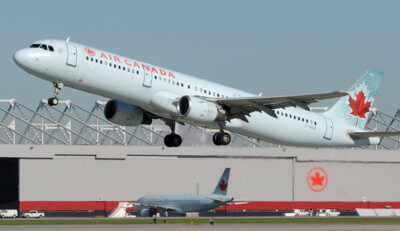 The growth in 2016 marked the seventh consecutive increase in annual passenger traffic at Montréal–Pierre-Elliott-Trudeau International Airport. Eric Dumigan Photo