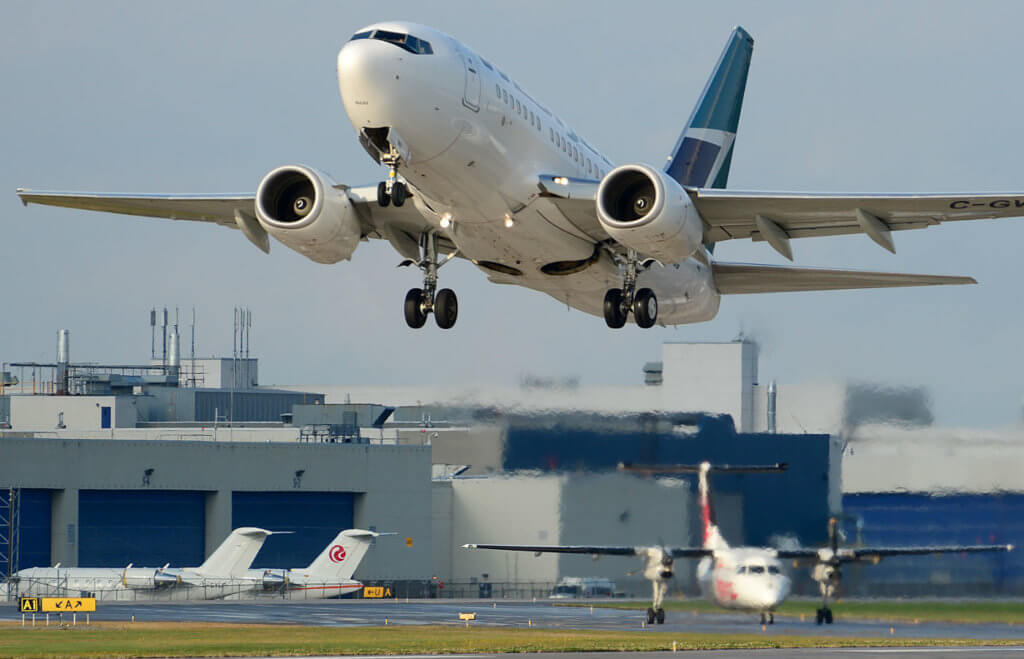 Canada's airline industry's pre-tax profits are expected to reach $1.5 billion in 2017. Eric Dumigan Photo