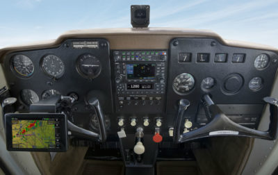 Garmin's new audio panels are a cost-effective slide-in upgrade to the popular GMA 340. Garmin Photo