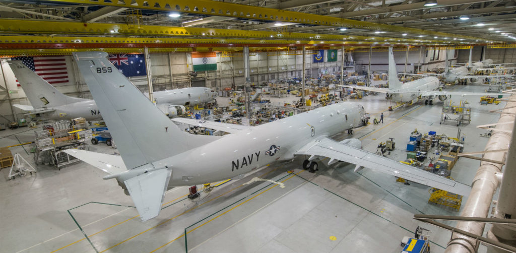 With a commercial fleet of 737-800s that includes 4,000 aircraft in operation and 7,000 of the next-generation variant on order, Boeing is counting on fleet commonality to reduce production, maintenance and training costs for customers.