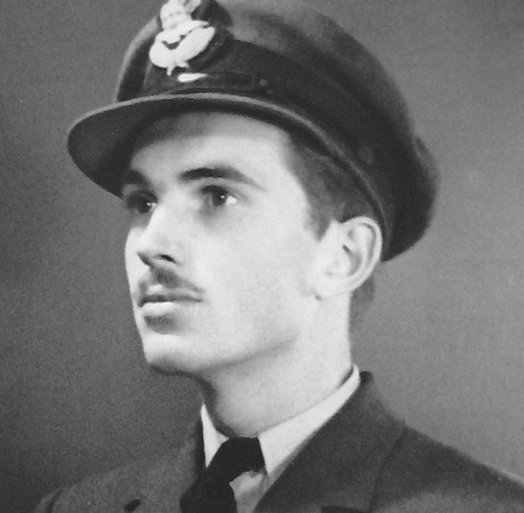 Magee was a 19-year-old Spitfire pilot serving in the Royal Canadian Air Force (RCAF) when he wrote his famous sonnet,