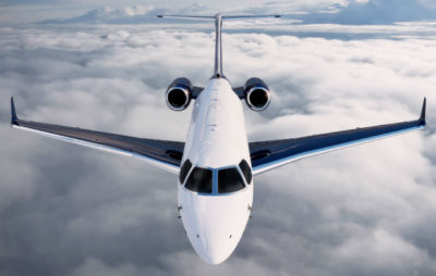 The customer demonstration trip with Embraer crew departed from Oakland to Maui with two pilots, four passengers and 300 pounds (136 kilograms) of baggage, and returned to San Francisco. Embraer Photo