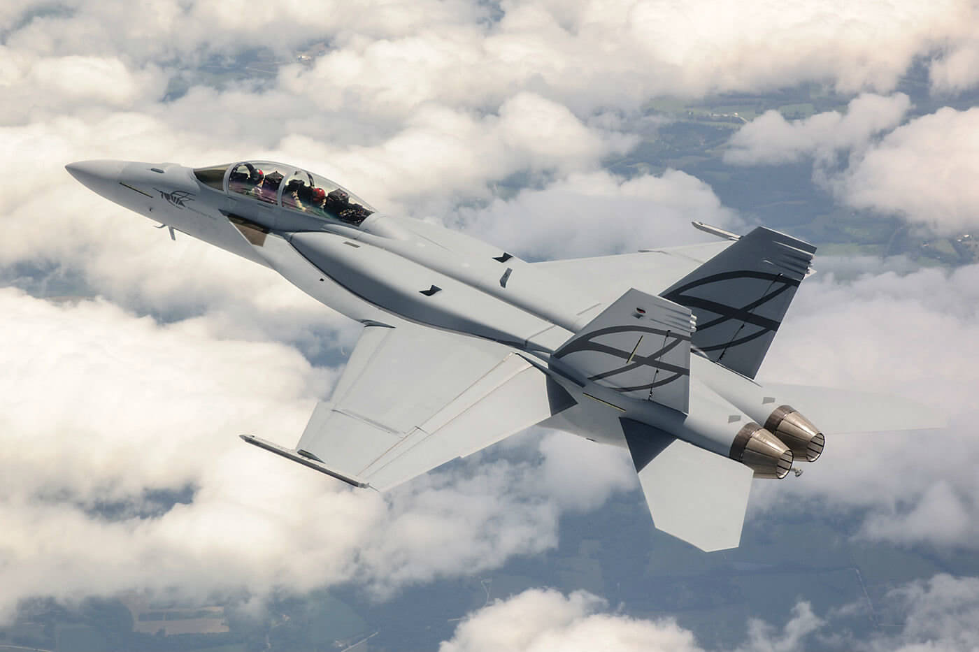 Boeing Super Hornet - Boeing Photo