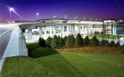 Ottawa International Airport will be the first airport to implement Rockwell Collins' new platform. Rockwell Collins Photo