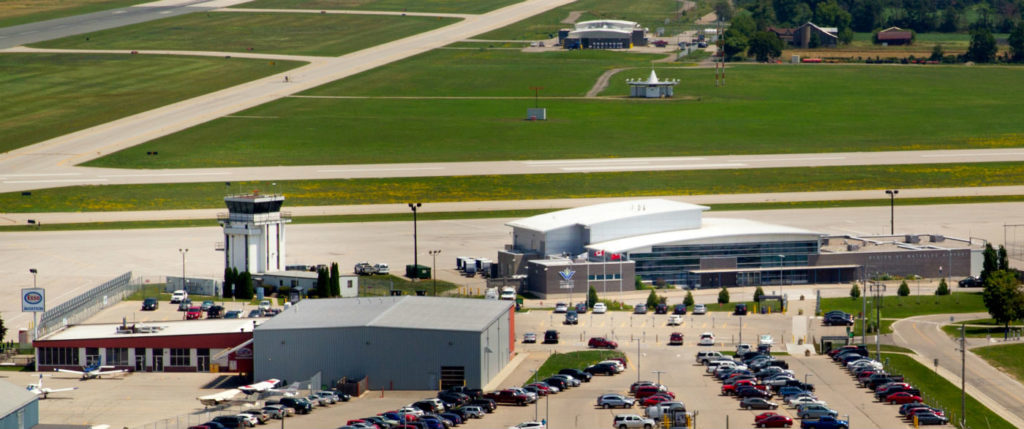 The Waterloo airport is positioning itself as an ideal market for ultra low-cost carriers like Canada Jetlines and FlyToo--the tentative name for a planned ULCC from Calgary-based Enerjet--which have been granted exemptions to foreign ownership limits. Waterloo International Airport Photo