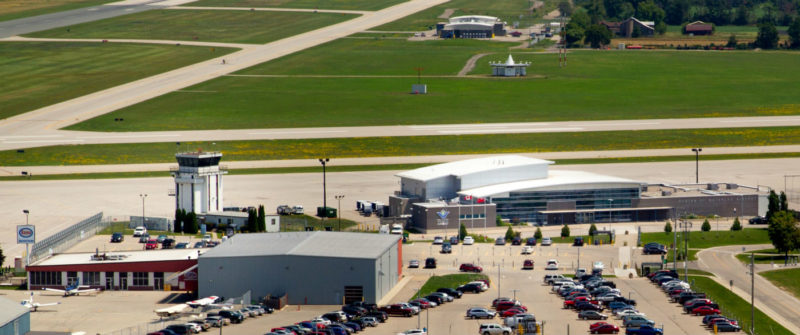 The Waterloo airport is positioning itself as an ideal market for ultra low-cost carriers like Canada Jetlines and FlyToo—the tentative name for a planned ULCC from Calgary-based Enerjet—which have been granted exemptions to foreign ownership limits. Waterloo International Airport Photo
